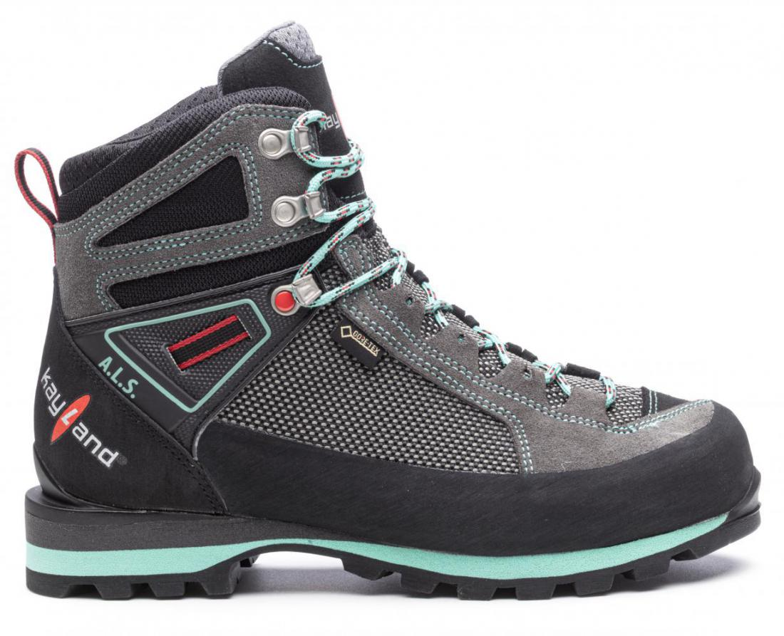 Cross Mountain Ws Gtx, grey